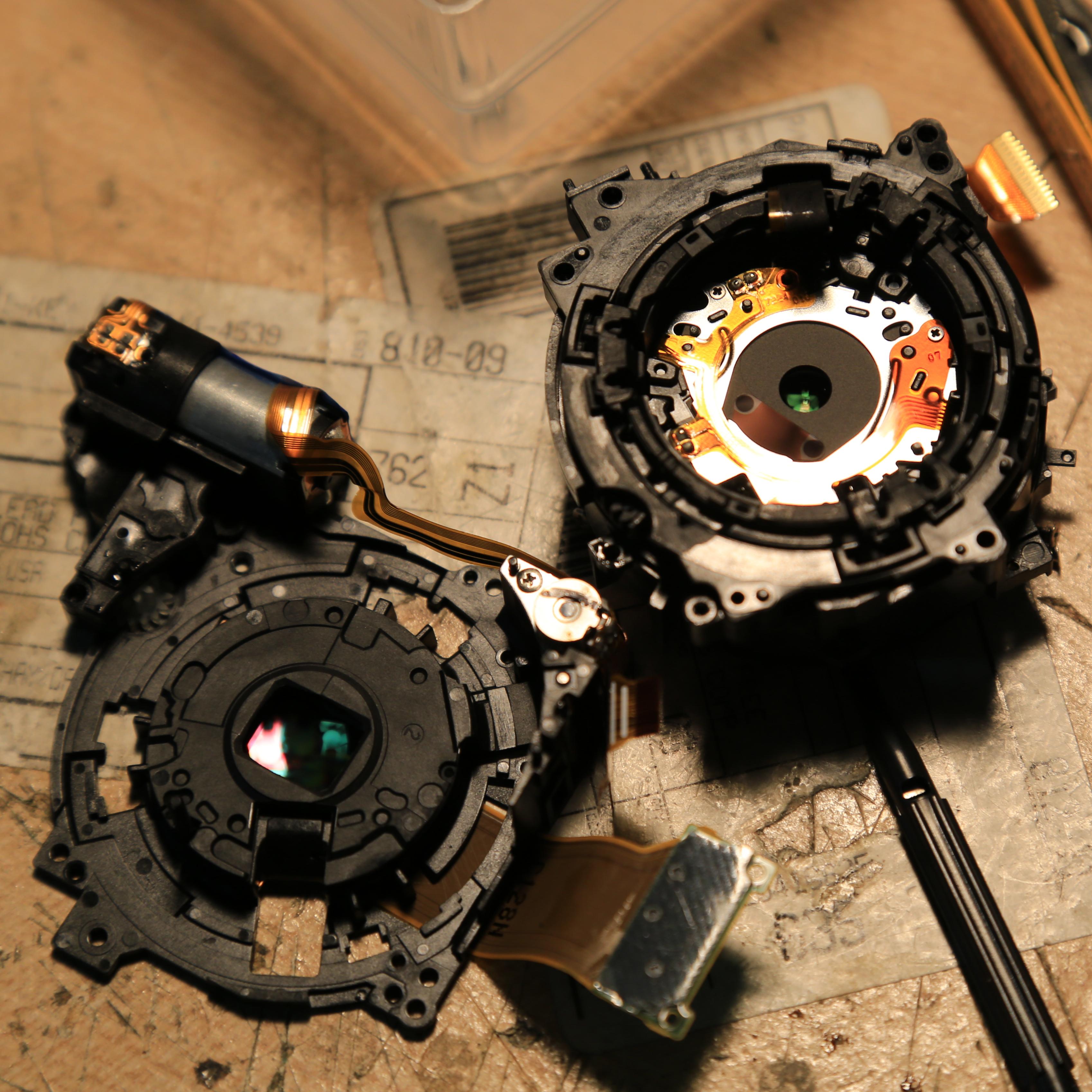Canon PowerShot S110 repair attempt - VE7XEN's ham radio and ...